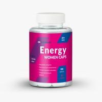 Energy women caps (100капс)