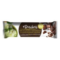 Фисташковое мороженое в шоколадной глазури (40г)
