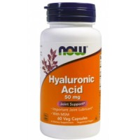 Hyaluronic Acid 50mg (60капс)