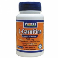 L-Carnitine Fitness Support 500 mg (30капс)