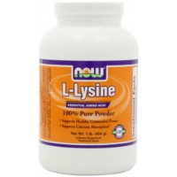 L-Lysine Pure Powder (454г)