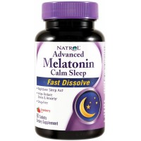 Melatonin Advanced Calm Sleep 6 мг (60таб)