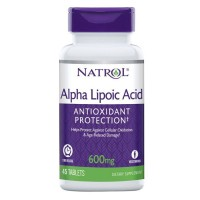 Alpha Lipoic Acid 600 mg (45таб)