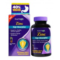 Zinc High Absorption (60таб)