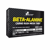Beta-Alanine Carno Rush (20таб)