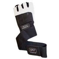 Перчатки с кистевыми бинтами Long Strap
