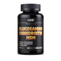 Glucosamine Chondroitin MSM (180таб)