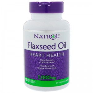 Flax Seed Oil Softgel (90капс)