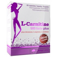 Olimp L-Carnitine 500 forte plus (60капс)